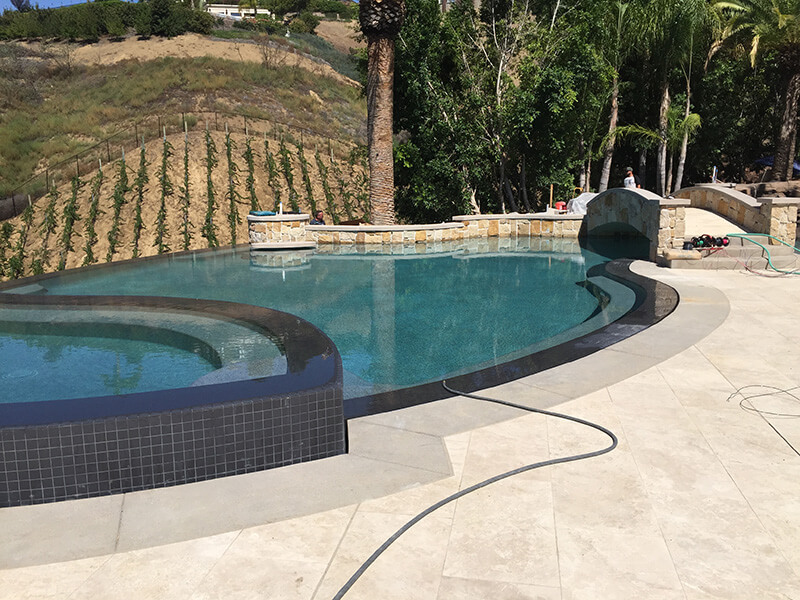 paver in Newport Beach