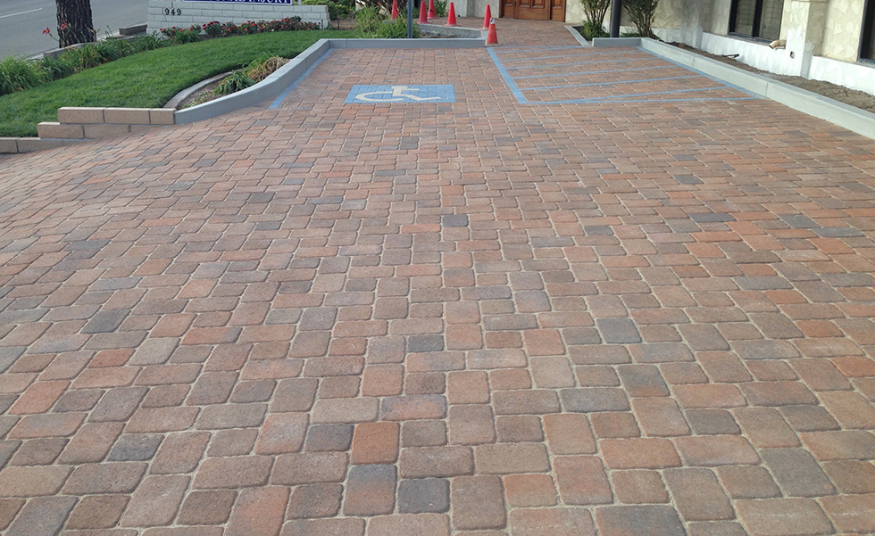 pavers in Newport Beach