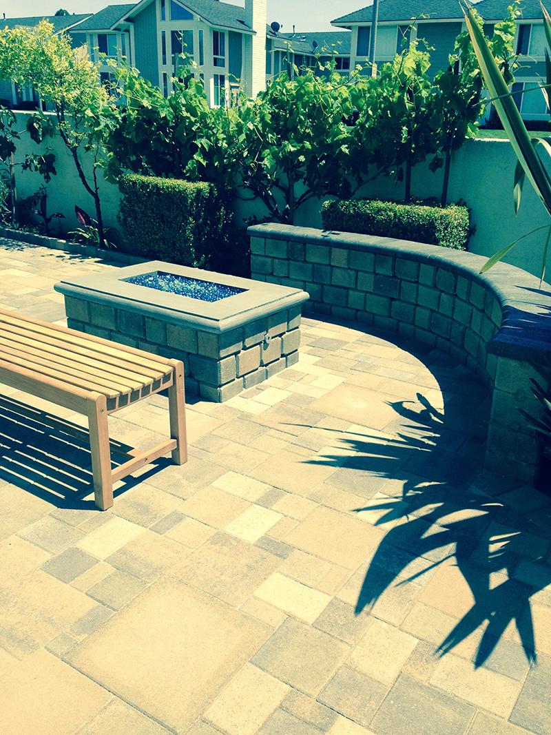 paver in Ladera Ranch
